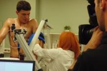 Veselības pārbaudes VEF komandas jaunajam leģionāram Francisko Krusam: FOTO