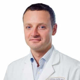Certified surgeon, mammalogist Mihails Timofejevs commences work